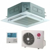 Кассетный кондиционер (сплит-система) LG CT09.NR2R0/UU09W.ULDR0