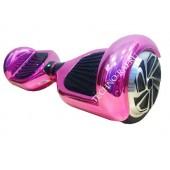 Гироскутер Smart Balance 6 розовый глянец