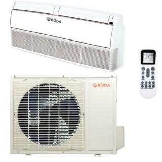 Напольно-потолочный кондиционер (сплит-система) Roda RS-CF60AX/RU-60AX1