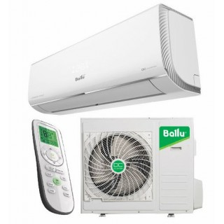 Настенный кондиционер (сплит-система) Ballu Cерия i Green Pro BSAGI-18HN1_17Y