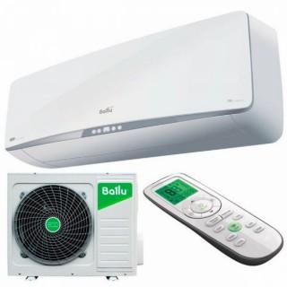 Настенный кондиционер (сплит-система) Ballu серия Platinum ERP DC Inverter Black&White Edition BSPI-10HN1/WT/EU