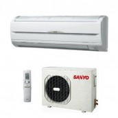 Настенный кондиционер (сплит-система) Sanyo SAP-C255RH/K255RH