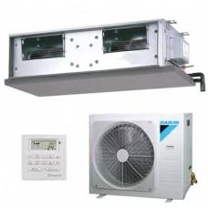 Канальный кондиционер (сплит-система) Daikin FDMQN125CXV/RQ125DXY