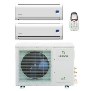 Настенный кондиционер (настенная мульти-сплит система) Lessar LS|LU-2H21KFA2 (ion)