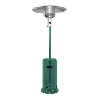 Уличный газовый инфракрасный обогреватель Мастер Лето МЛ-1 (зеленый)