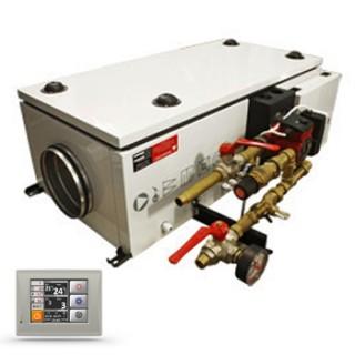 Приточно-вытяжная установка с водяным калорифером VentMachine Колибри-1000 WATER