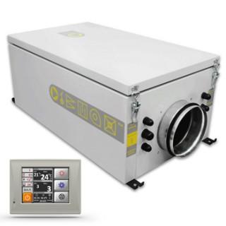 Приточно-вытяжная установка с тепловым насосом VentMachine Колибри-500 (GTC)