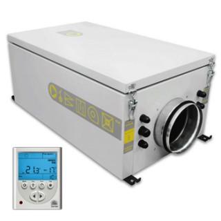 Приточно-вытяжная установка с тепловым насосом VentMachine Колибри-500 (Zentec)