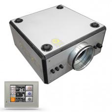 Приточно-вытяжная установка с тепловым насосом VentMachine Колибри-1000 ЕС (GTC)