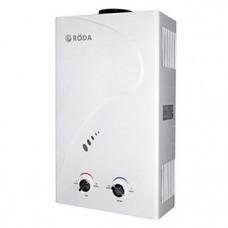 Газовый проточный водонагреватель Roda GWH 10LC