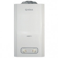 Газовый проточный водонагреватель Roda GWH 12GS