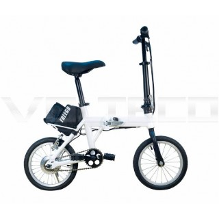 Электровелосипед/Велогибрид Volteco FREEGO