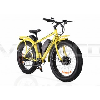 Электровелосипед/Велогибрид VOLTECO BIGCAT DUAL