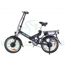 Электровелосипед/Велогибрид Wellness CITY DUAL 700