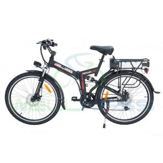 Электровелосипед/Велогибрид Wellness CROSS RACK 750