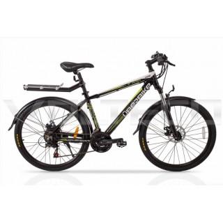 Электровелосипед VOLTECO UBERBIKE H26 48V-350W BLACK