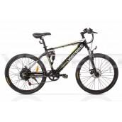 Электровелосипед VOLTECO UBERBIKE S26 48V-350W BLACK