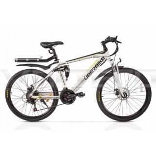 Электровелосипед VOLTECO UBERBIKE S26 48V-350W WHITE