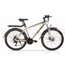 Электровелосипед VOLTECO UBERBIKE H26 48V-350W WHITE