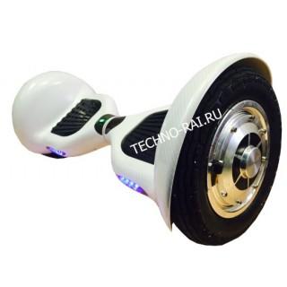 Гироскутер Smart Balance 10 белый карбон