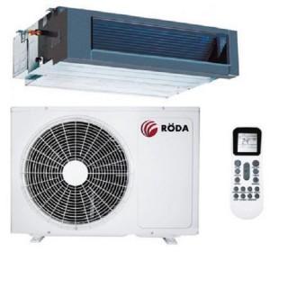 Канальный кондиционер (сплит-система) Roda RS-DT60AX/RU-60AX1