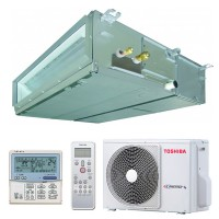 Канальный кондиционер (сплит-система) Toshiba RAV-SM566BT-E/RAV-SM563AT-E