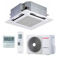 Кассетный кондиционер (сплит-система) Toshiba RAV-SM404MUT-E/RAV-SP404AT-E