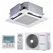 Кассетный кондиционер (сплит-система) Toshiba RAV-SM564MUT-E/RAV-SM563AT-E