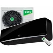 Настенный кондиционер (сплит-система) Ballu BSE-07HN1 серии City Black Edition