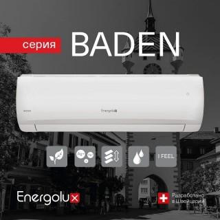 Настенный кондиционер (сплит-система) Energolux SAS24BD1-A/SAU24BD1-A