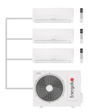 Настенный кондиционер (мульти-сплит система) Energolux SAM21M1-AI/3+SAS07M2-AI 3 шт