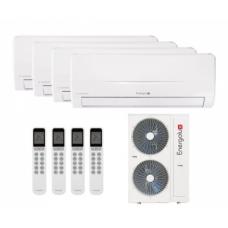 Настенный кондиционер (мульти-сплит система) Energolux SAM36M1-AI/4+SAS07M2-AI 4 шт