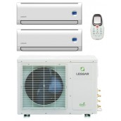 Настенный кондиционер (настенная мульти-сплит система) Lessar LS-2H09KFA2/LS-2H09KFA2/LU-2H18KFA2