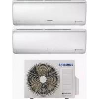 Настенный кондиционер (настенная мульти-сплит система) Samsung AJ050FCJ2EH/EU/AJ020RBTDEH/AF 2 шт