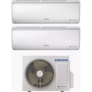 Настенный кондиционер (настенная мульти-сплит система) Samsung AJ050FCJ2EH/EU/AJ025RBTDEH/AF 2 шт